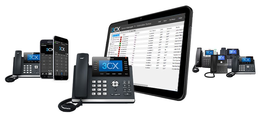 3CX Phone System for Businesses