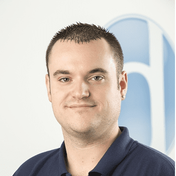 Neil Catterill, Dufeu IT Services Manager