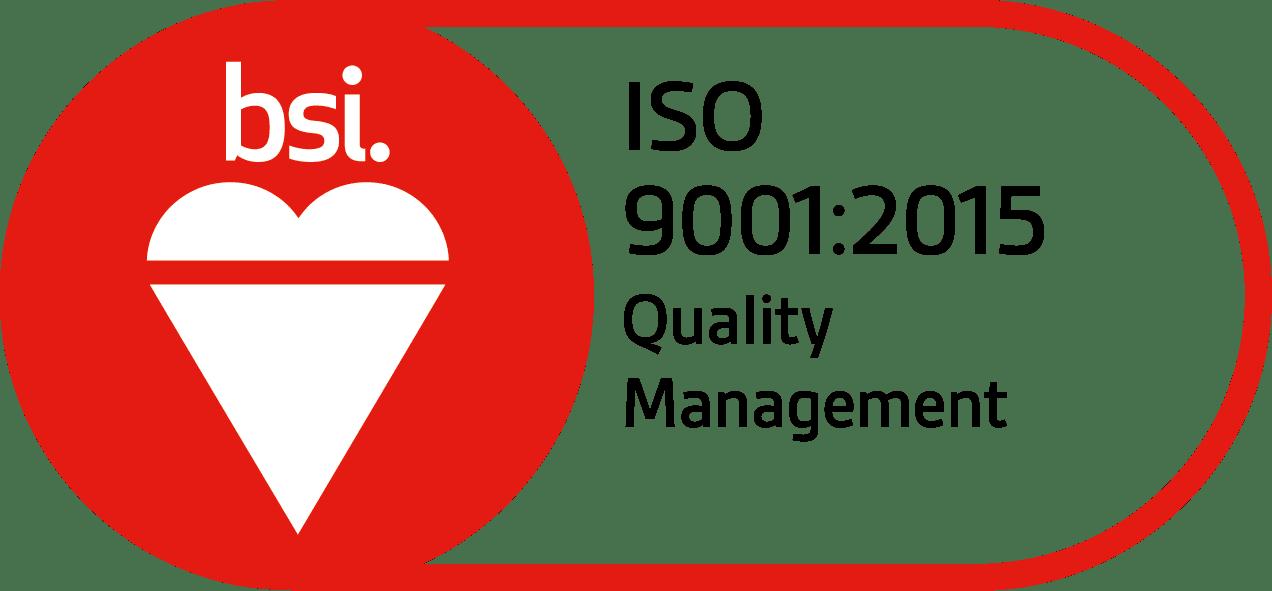 ISO 9001:2015 FS 611578