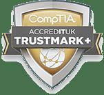 CompTia AccreditUK Trustmark