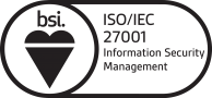 BSI ISO/IEC 27001 acceditation