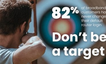 Don't be a target